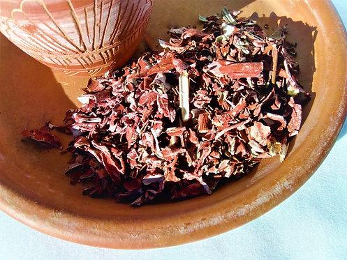 Dragon's Blood & White Sage Smudging Herb