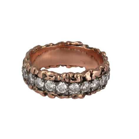 Manuela eternity band