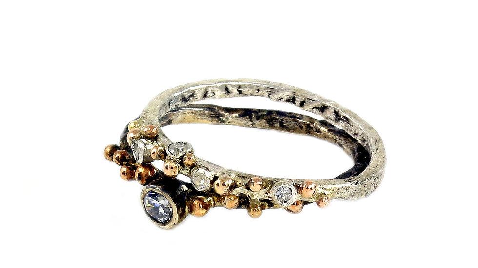 ELIZABETH set of rings