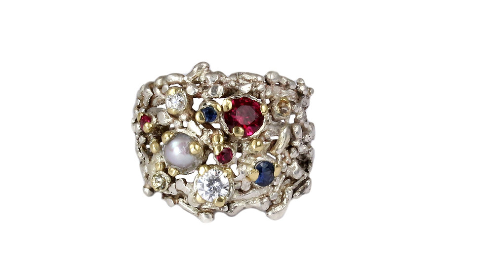 OPHELIA statement ring