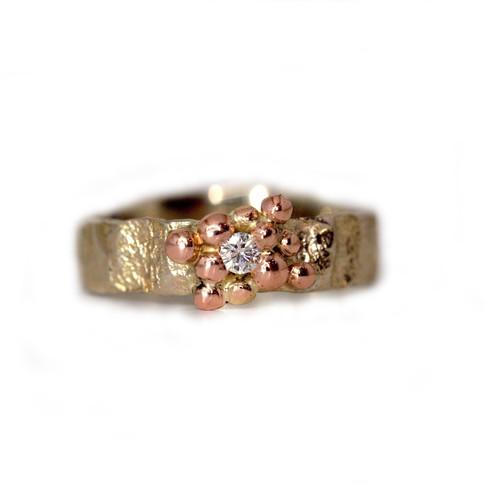 Engagement ring Leonora
