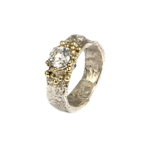 Engagement ring Rustica
