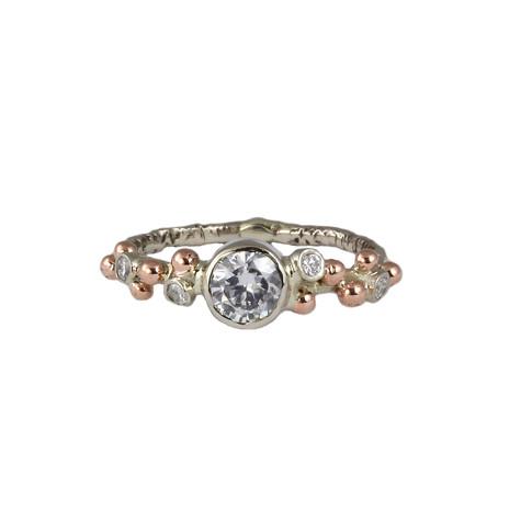 LIZA engagement ring