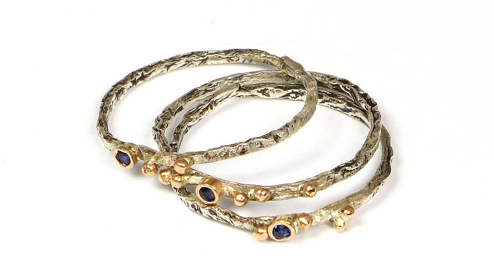 ANA set of rings