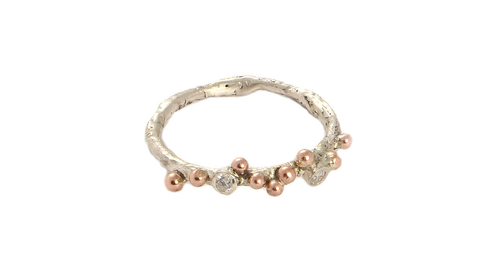 ZARA minimalistic ring
