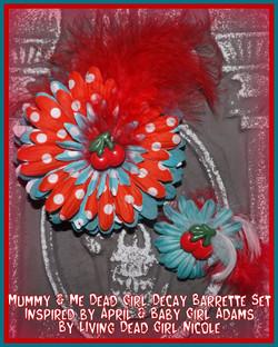 Mummy & Me Barrette Set