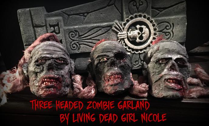 Zombie Garland