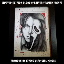 The Exorcist Was On Custom Framed Print