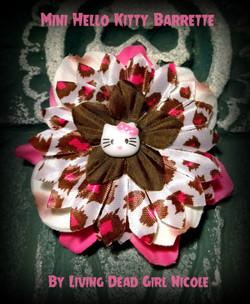Hello Kitty Baby Barrette