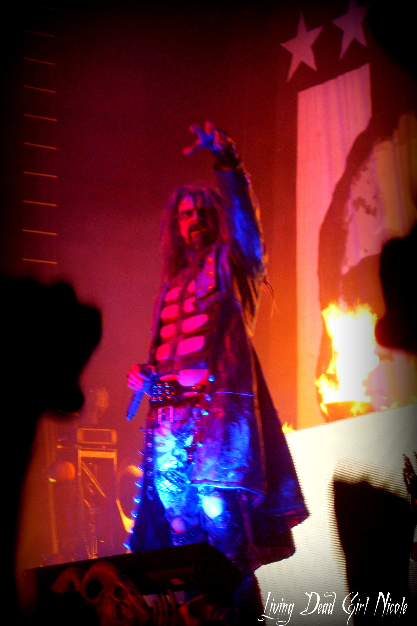 Rob Zombie Live