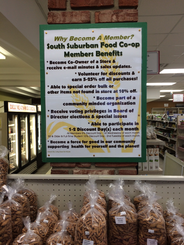 South Suburban Food Co-op