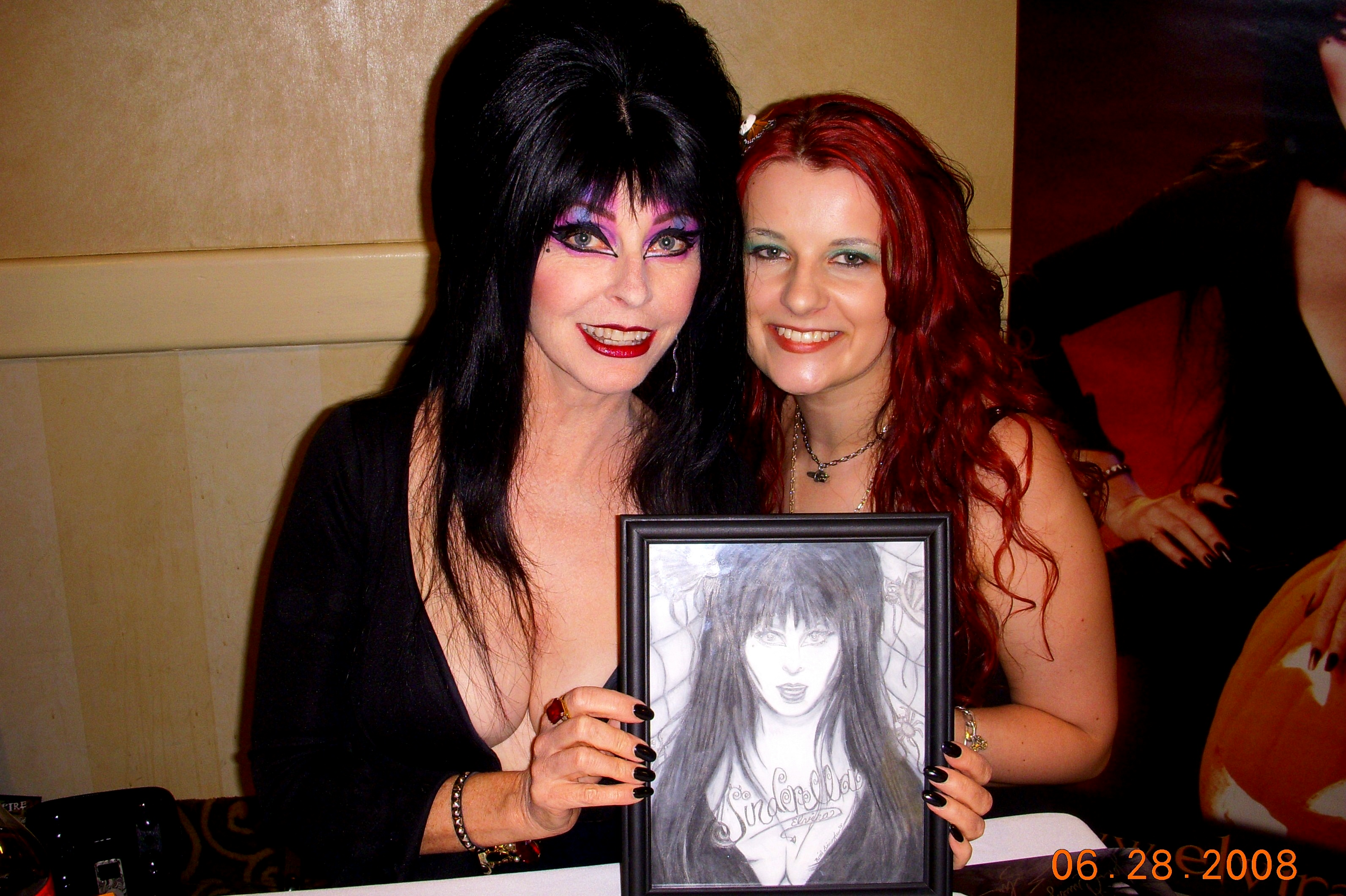 Gifting to Elvira