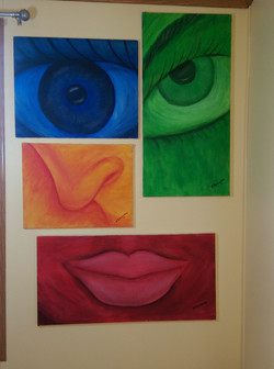 Client Photo - Faced Painting Set