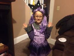 Ava's Kitty Cheshire Headpiece