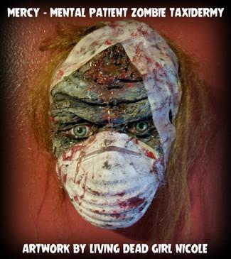 Mercy Mental Patient Zombie