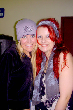 Backstage with Sheri Moon Zombie