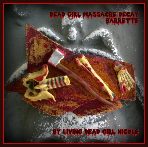 Dead Girl Massacre Decay Line