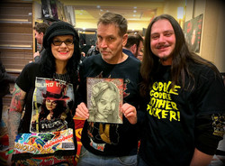 Gifting to Bill Moseley