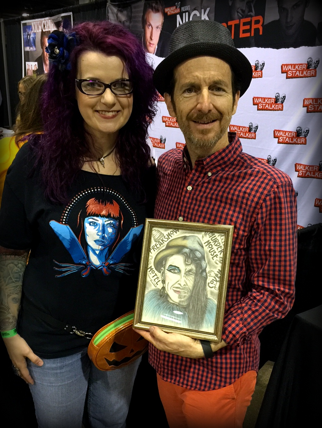 Gifting to Denis O'Hare