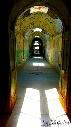 Eastern State Penitentiary