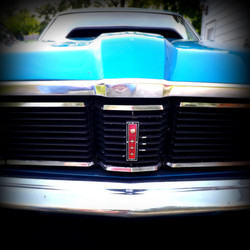 1969 Cougar Grill