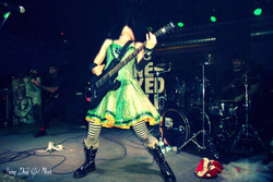 One Eyed Doll Live
