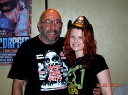Hanging with Sid Haig
