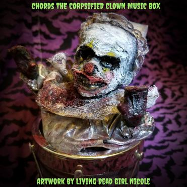 Chords The Corpsified Clown Music Box