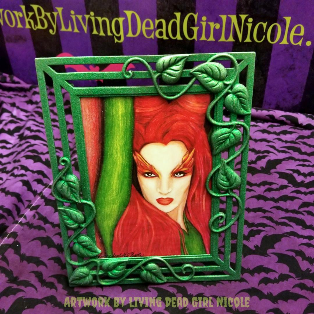 Living Dead Girl Nicole Custom Poison Iv