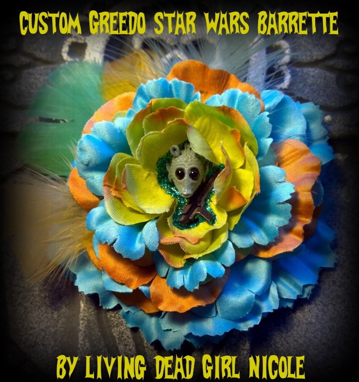 Star Wars Greedo Barrette