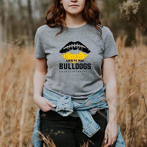 Shirt - Bulldogs Lips