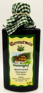 Wermutwein 0.25 Liter