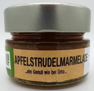 Apfel-Strudel-Marmelade
