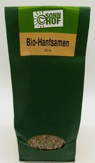 Bio Hanfsamen