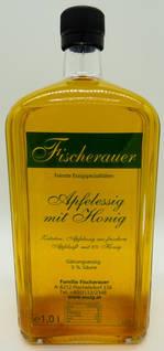 Apfelessig mit Honig