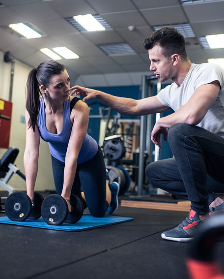 Personal Trainer Fitness Coach