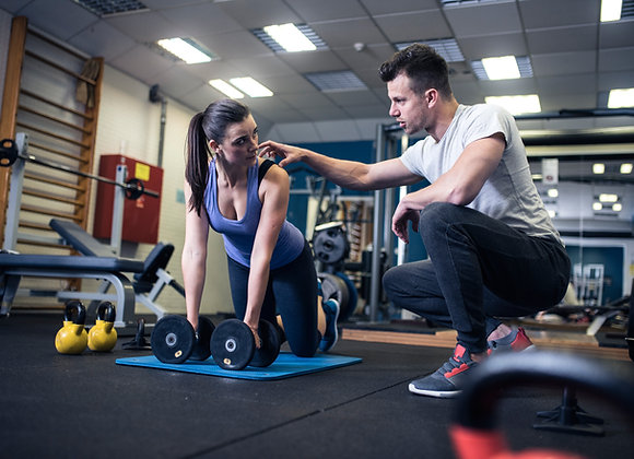 Gift Voucher - 4 pack of PT sessions