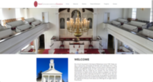 CT Church Website Design