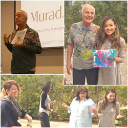 ChauBella with Skincare Guru Dr. Murad