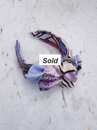 Violet Sky Headband