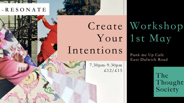 Create Your Intentions - The Most Important Art Making Ever...