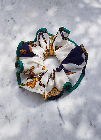 French Seas Scrunchie
