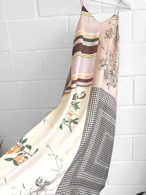Leila Long Slip Dress / 8 - 10