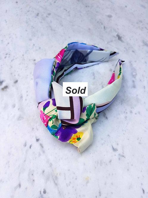 Sunbleached Floral Headband