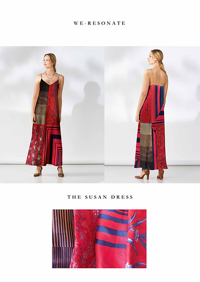 The Susan Dress, Top + Headband