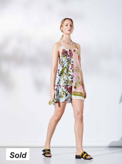 Clara Mini Slip Dress / Size 12 - 14