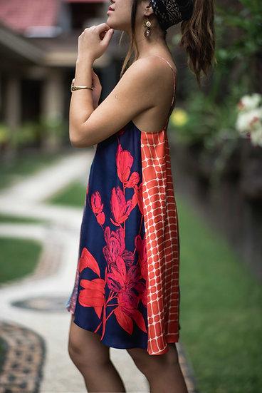 Carolina Mini Slip Dress / size 8 -10