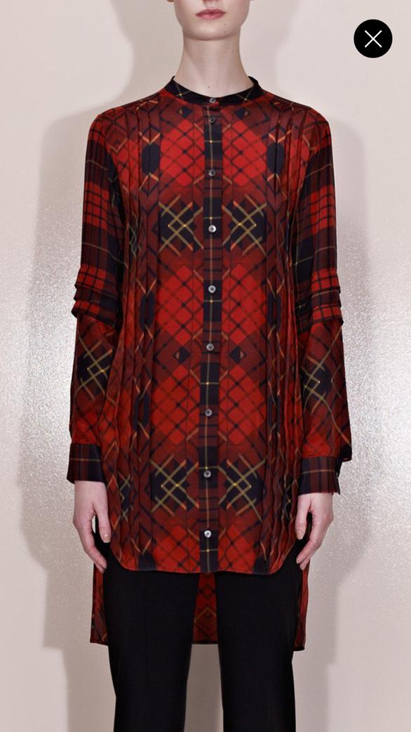 McQ Pre Fall 13 Womenswear