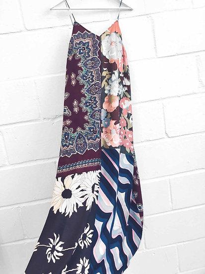 Lala Long Slip Dress / Size 12