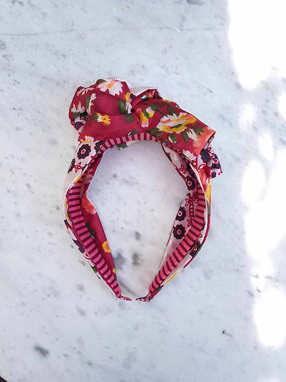Geo Blooms Headband